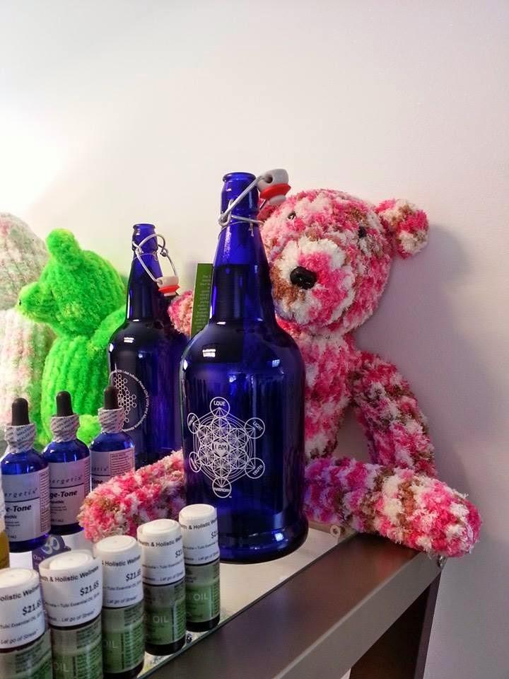 AscendYourWater Life Bottles now at Psinergy 7