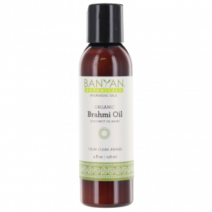 Brahmi Oil (4 fl oz) Coconut