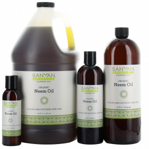 Neem Oil by Banyan Botanicals