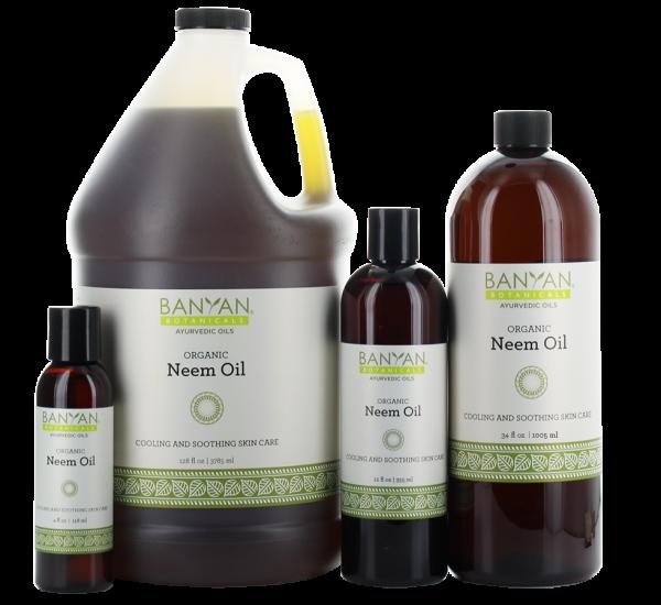 Neem Oil by Banyan Botanicals