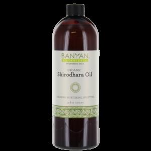 Shirodhara Oil 34 fl oz - Banyan Botanicals