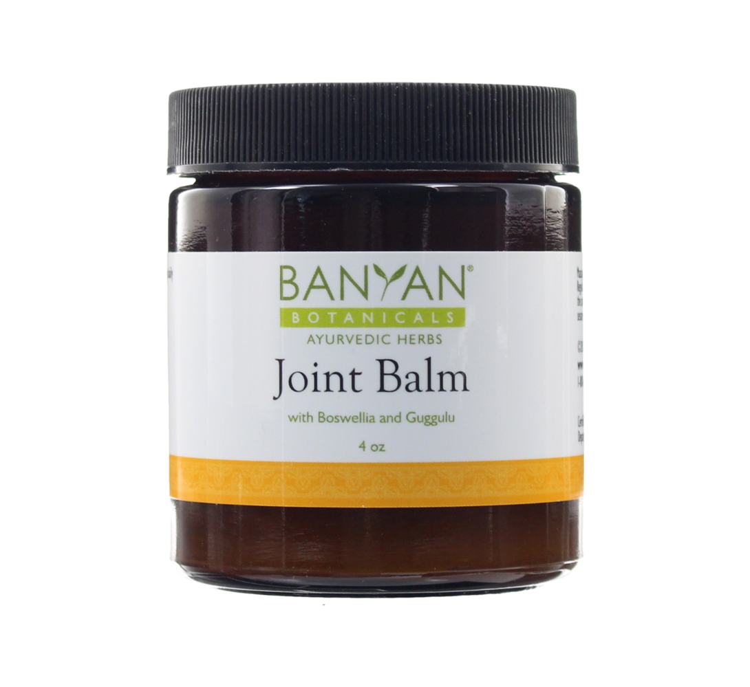 Joint Balm by Banyan Botanicals