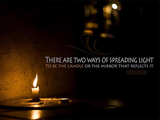 There are two ways of spreading Light 3
