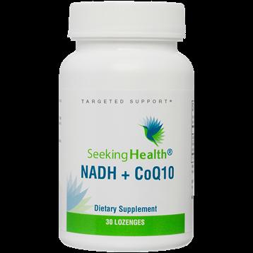 NADH + CoQ10 30 loz by Seeking Health