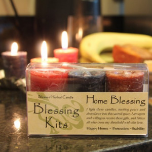 Home Blessing - Blessed Herbal Blessing Kit