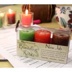 New Job - Blessed Herbal Blessing Kit