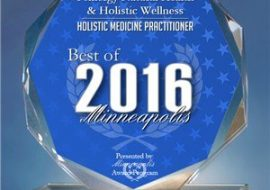 Press Release: Psinergy Natural Health & Holistic Wellness Receives 2016 Best of Minneapolis Award