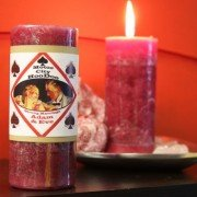 Adam and Eve Couples - Motor City Hoo Doo Candle