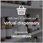 Psinergy's Online Dispensary powered by Healthwave