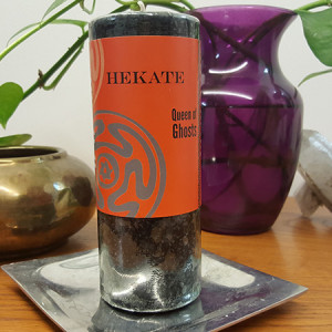 Hekate - Queen of the Ghosts - Limited Edition World Magic Candle