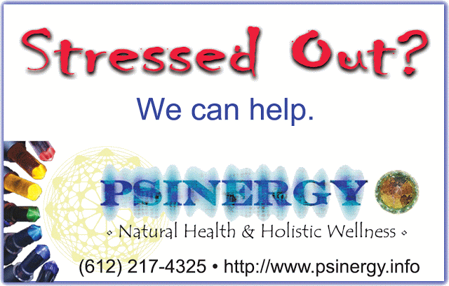 Stressed Out? We can help.