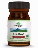 Oh-Boy! Formula by Organic India