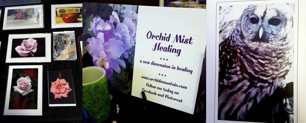 """""""What is..."""" Series: Orchid Mist Healing 1"""