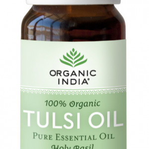 Tulsi Holy Basil Essential Oil by Organic India