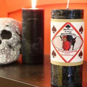 UnCrossing - Motor City Hoo Doo Candle