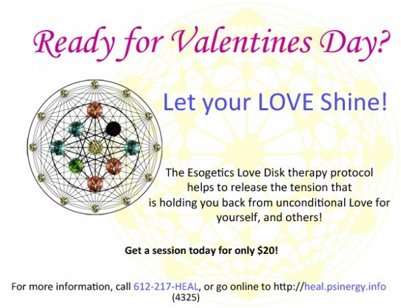 On Valentines Day, we are focused on Love…