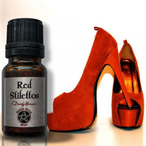 Red Stilettos - Dorothy Morrisson's Wicked Witch Mojo Oil