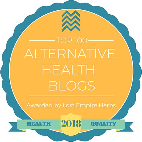 Top 100 Alternative Health Blogs 2018