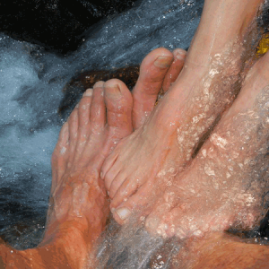 Ionic Foot Cleanse