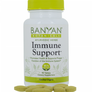 Immune Support 90 tablets, 500 mg - Banyan Botanicals
