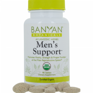 Men's Support tablets by Banyan Botanicals